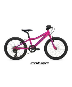 Bicicleta Coluer Magic 206 R-20 Aluminio