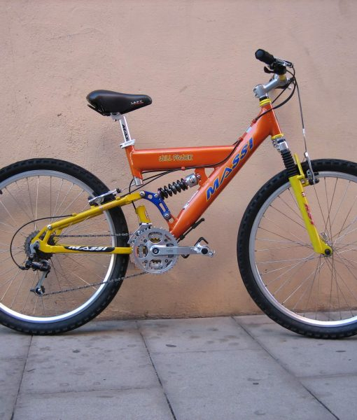 Bicicleta Massi Will Power R-26 T-15,5