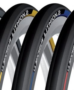 Cubierta Michelin Lithion 2
